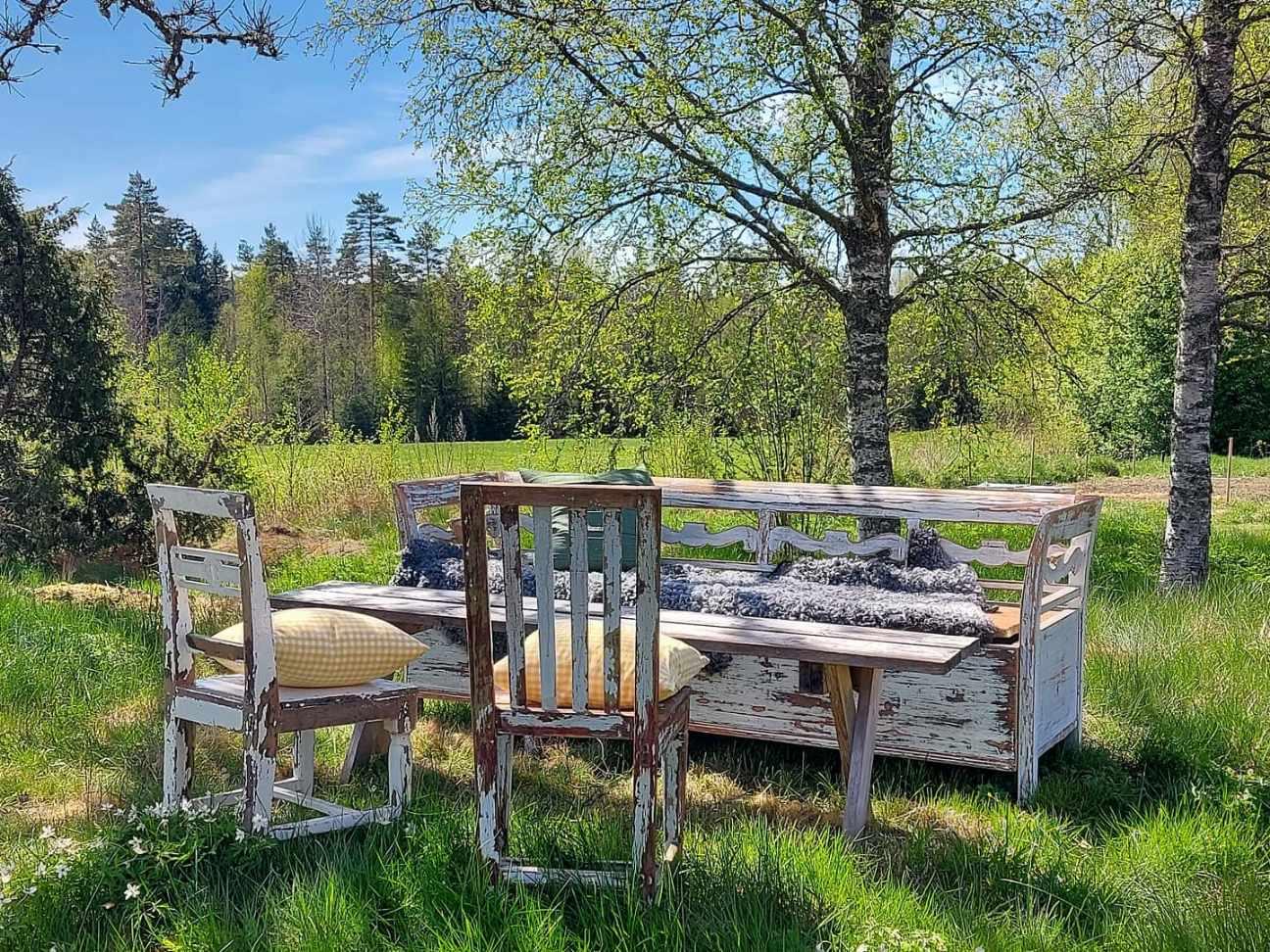 Erikson Cottage morsdag