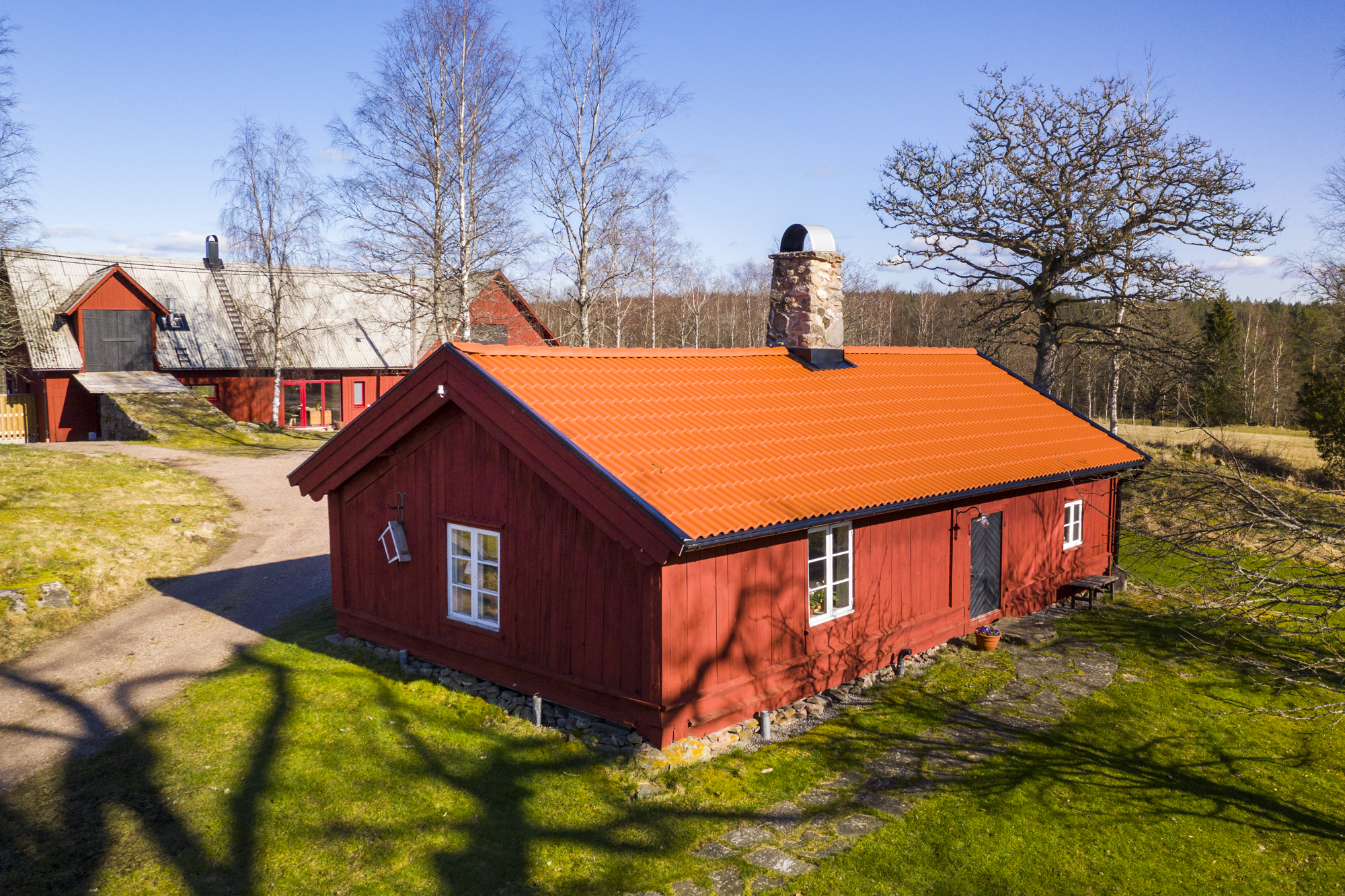 Stuga Erikson Cottage