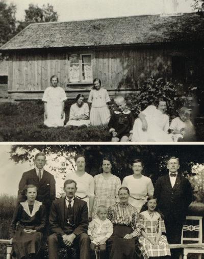 Familjen Josefsson Erikson Cottage
