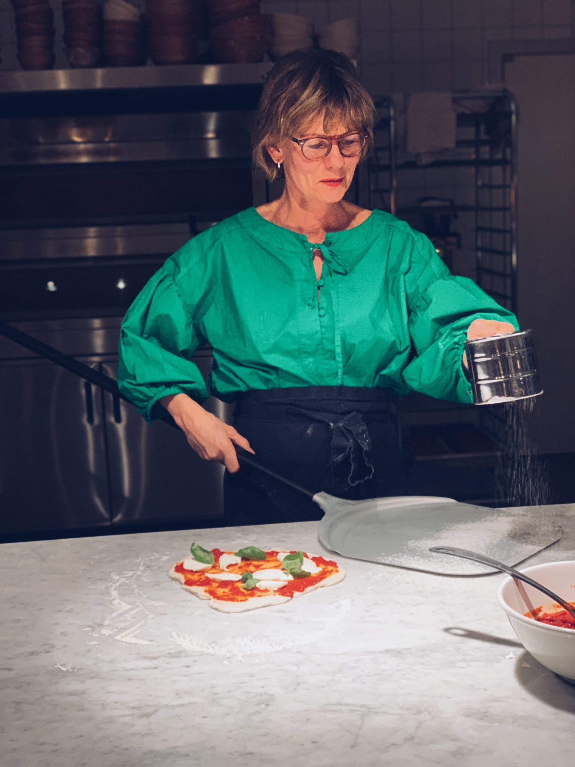 Pizzabak evenemang